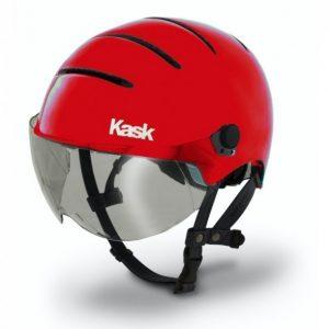 Helmets KASK Red