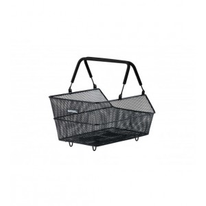 Rear basket Basil Cento M + adapter MIK