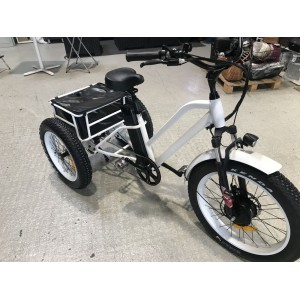E-Trike Tricycle électrique 500w 48v