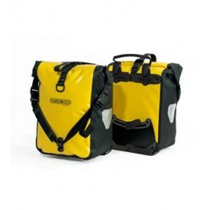 Ortlieb saddlebags set Yellow