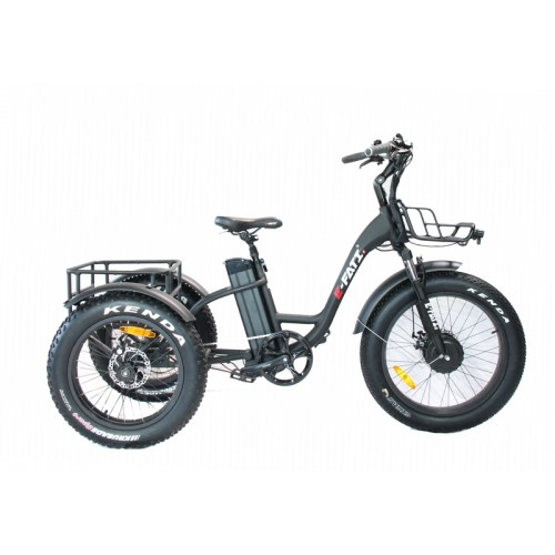 E-fati electric tricycle