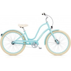 Electra Townie Balloon 7i EQ Sky Blue