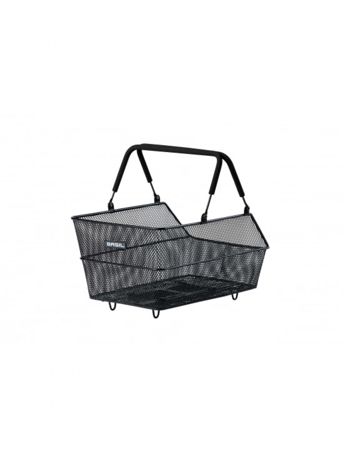 Rear basket Basil Cento M + adapter MIK
