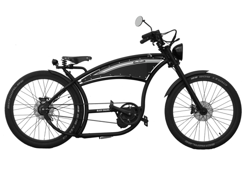 V-OCO  E-BIKE CUSTOM SWISS HANDMADE
